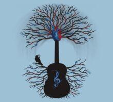 Rhythms of the Heart ~ Surreal Guitar