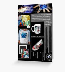 fineart ideas for gifts Greeting Card