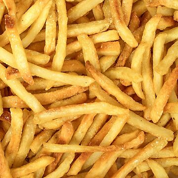French Fries Love by mongolife