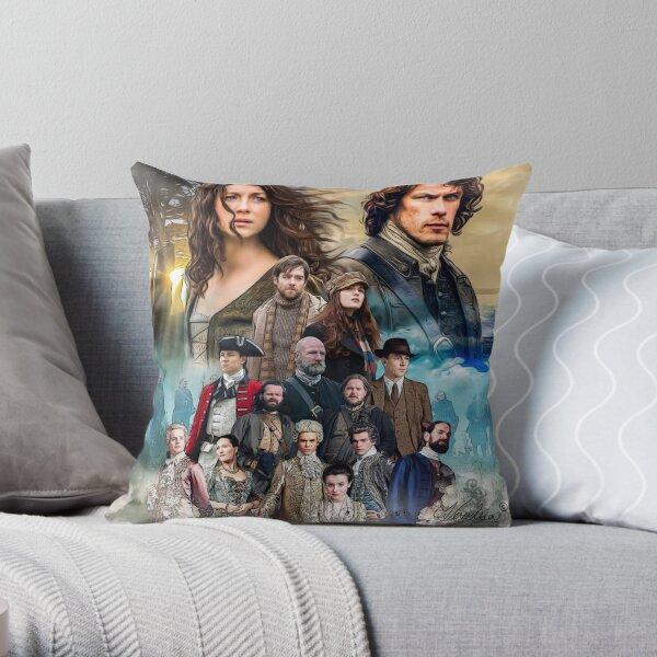 second season Throw Pillow