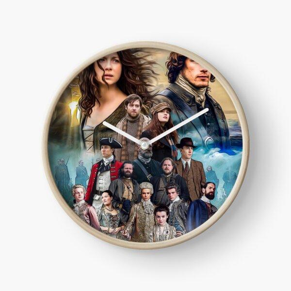 second season Clock