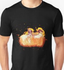 Centaur kentauros burning Unisex T-Shirt