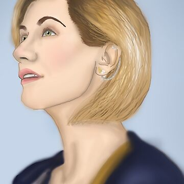 Oh Brilliant! - 13th Doctor by MissElphie