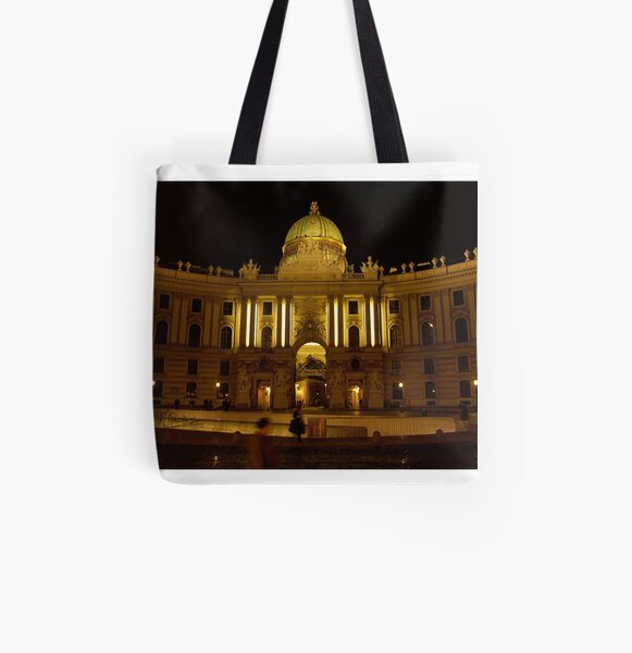 Wien . Anno Domini 2006. by Doctor Faustus Brown Sugar. All Over Print Tote Bag