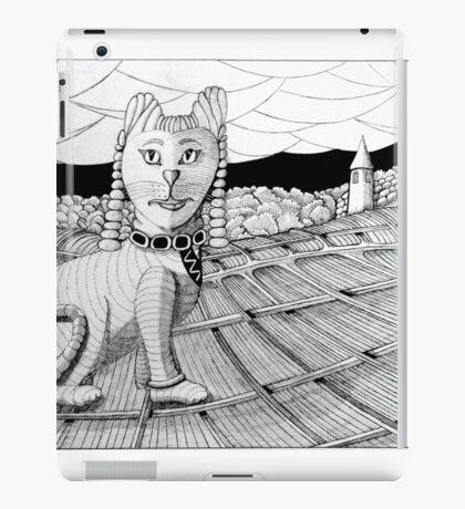 274 - CLEOCATRA - DAVE EDWARDS - INK - 2018 iPad Case/Skin