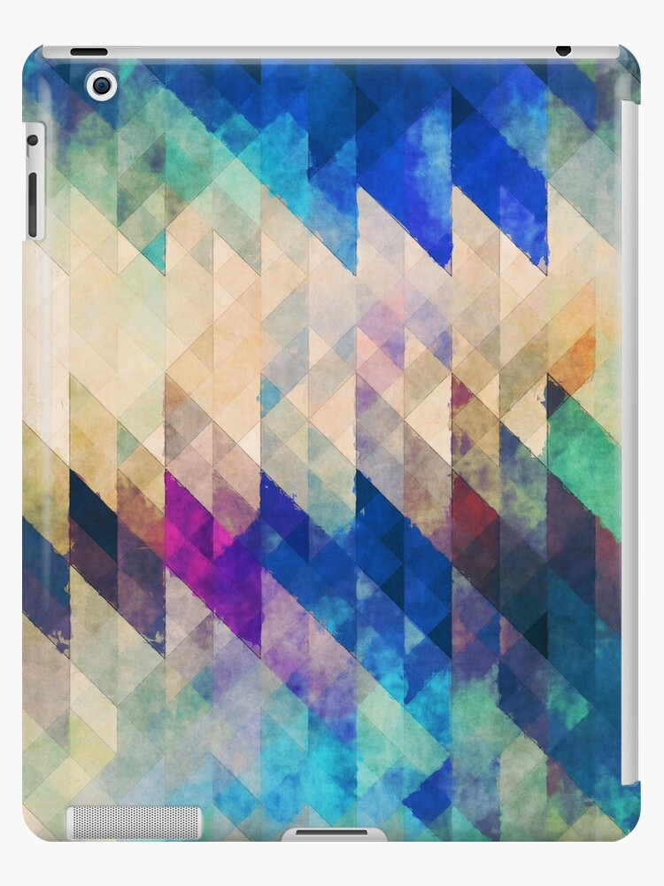 Geometric Abstract by Phil Perkins