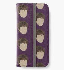 Mrs Hudson (Faceless Faces Series) iPhone Wallet/Case/Skin