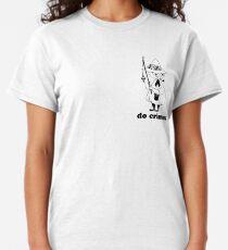 snufkin says do crimes Classic T-Shirt