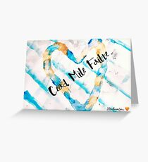 100 Thousand Welcomes Cead Mile Failte Greeting Card