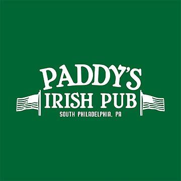 Paddy's Irish Pub Logo by mongolife