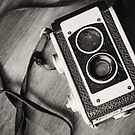 Vintage Camera by anchorsofhope