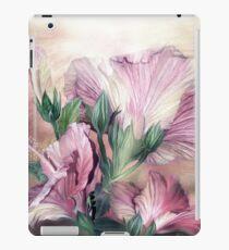 Hibiscus Sky - Pastel iPad Case/Skin