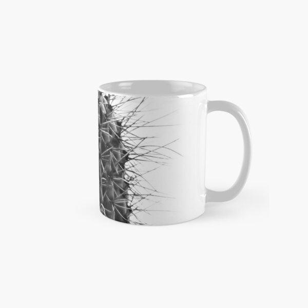 Cactus Black Classic Mug