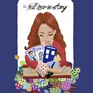 Tell Her A Story by Steph Skiles