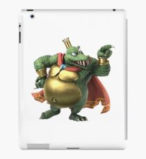 Smash Bros Ultimate - King K. Rool iPad Case/Skin