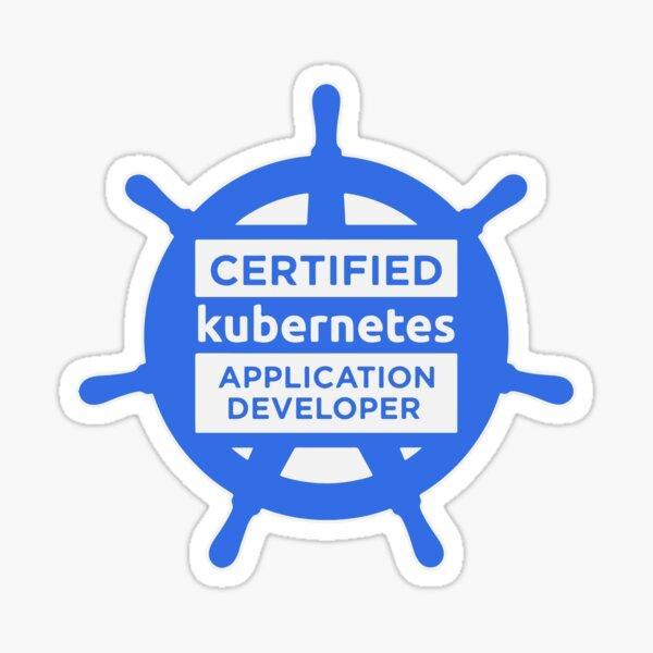 Kubernetes certified sticker Sticker