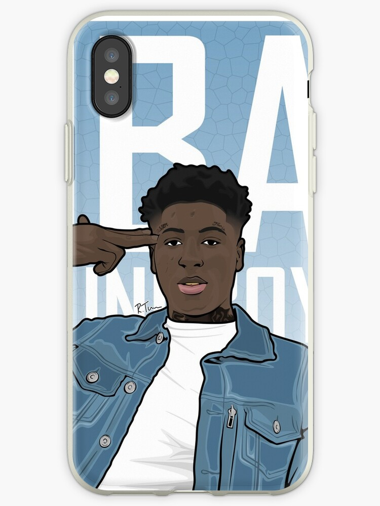 new concept 91af7 7a93b 'YoungBoy Never Broke Again ' iPhone Case by RTurnerDesigns