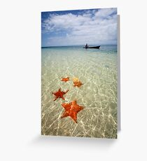 Paradise in Panama Greeting Card
