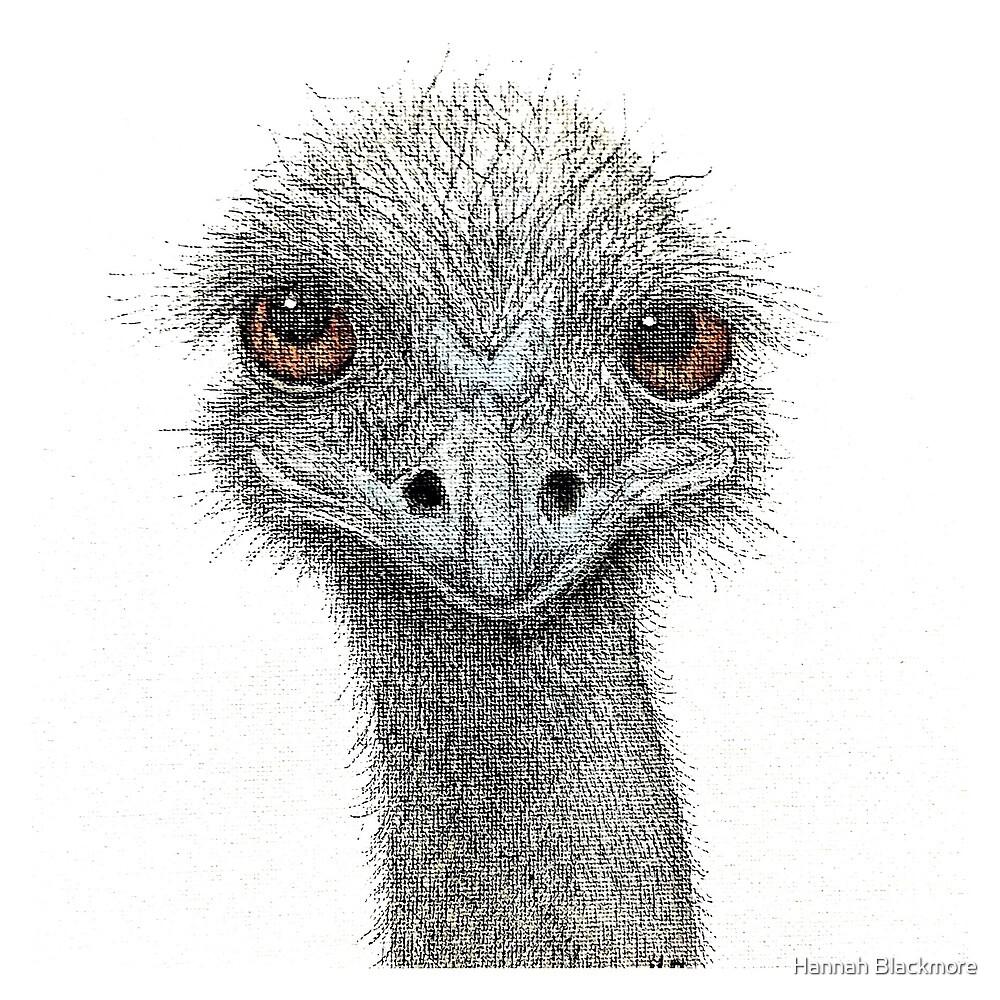 Emu Design by Hannah Blackmore