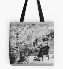 Souvenir of Dickens Tote Bag