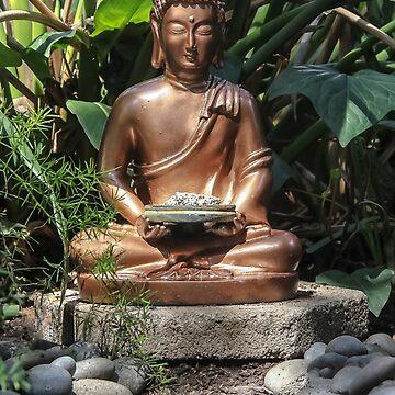 Shakyamuni Buddha by heatherfriedman