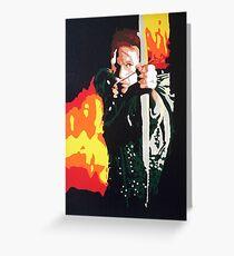 Robin Hood Prince of Thieves Greeting Card