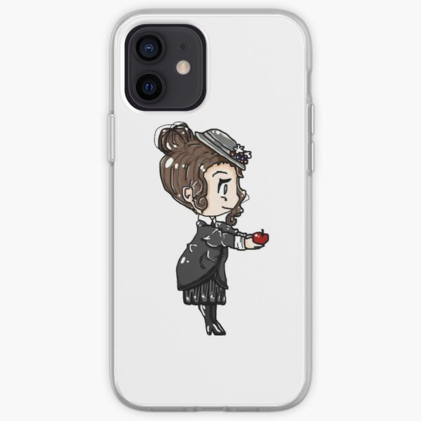 "An Apple A Day ""Missy"" iPhone Soft Case"