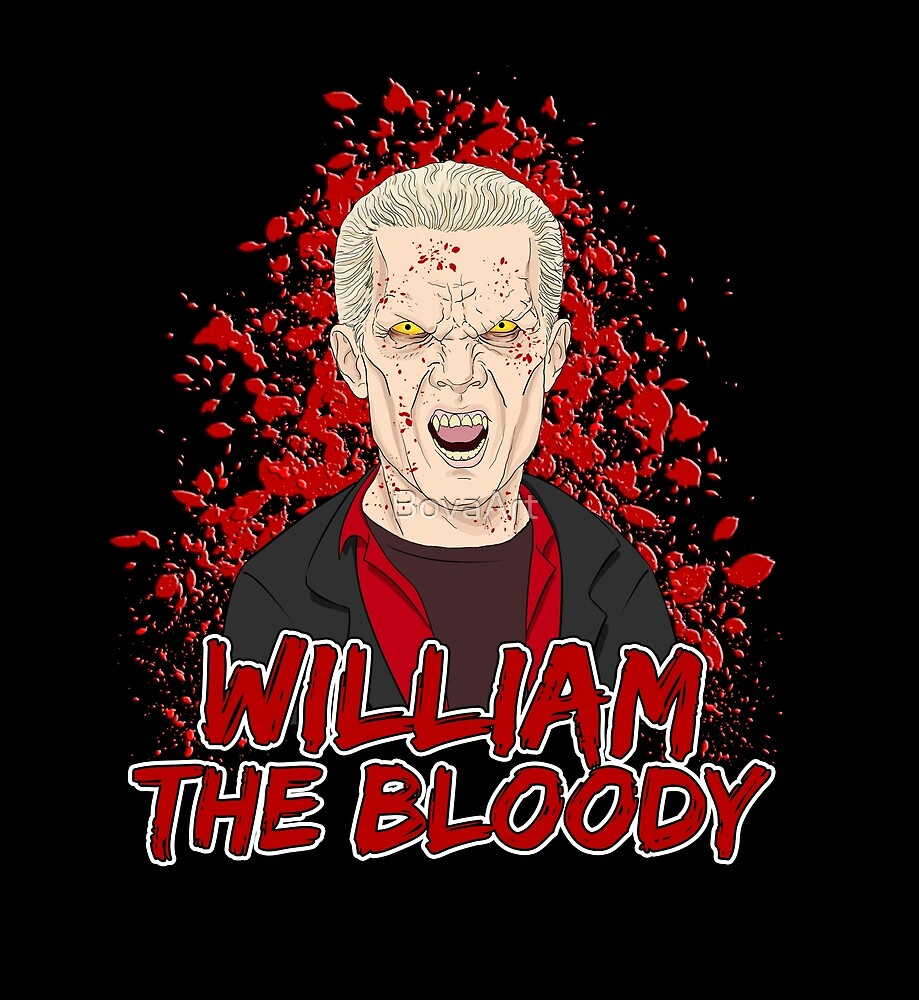 William the Bloody by BovaArt