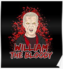 William the Bloody Poster