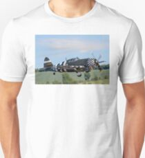 """""""Snafu"""" Rising Unisex T-Shirt"""