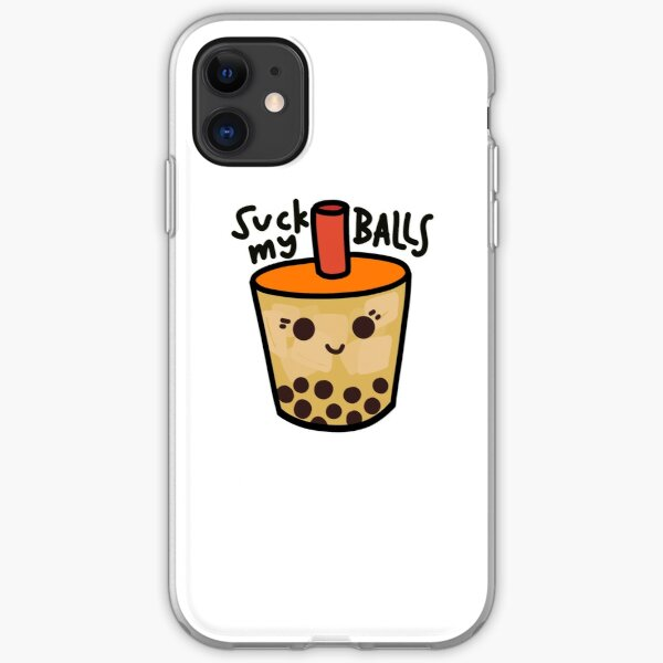 Boba iPhone Soft Case