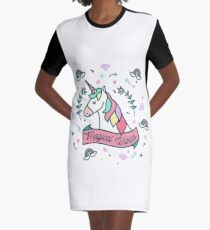 Animales-028 Graphic T-Shirt Dress