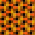 Autumn-Themed Pixel Pattern by PikachuRox