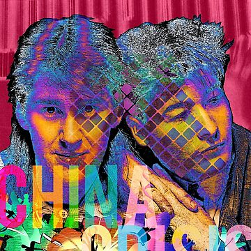 China Crisis by SRAGLLEST