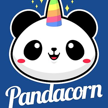 Pandacorn by VomHaus