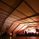 Roma tent by Mishimoto