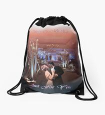 Music To My Ears Just For You Drawstring Bag