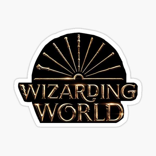 Wizarding World Sticker