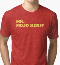 The Doors - Mr. Mojo Risin' Tri-blend T-Shirt