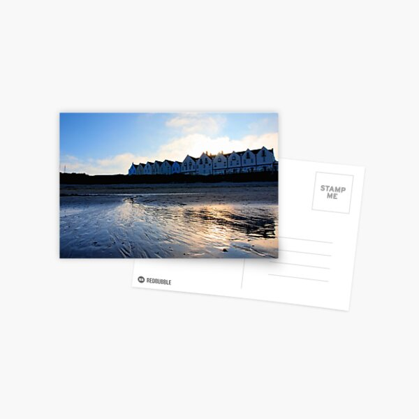 Braye Houses - Alderney Postcard