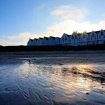 Braye Houses - Alderney by NeilAlderney