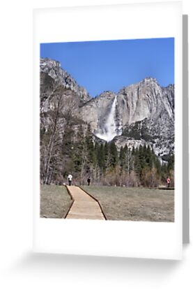 A Walk To The Falls by NancyC
