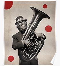 Anthropomorphic N°3 Poster