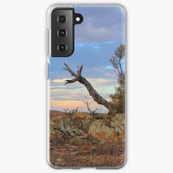 Nature's sculpture, Bendleby Ranges, Australia Samsung Galaxy Soft Case