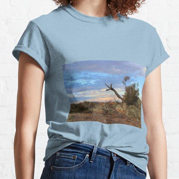 Nature's sculpture, Bendleby Ranges, Australia Classic T-Shirt