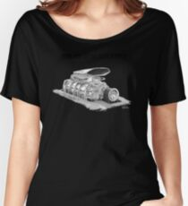 Mad Max Interceptor Supercharger Women's Relaxed Fit T-Shirt