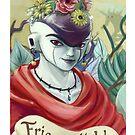 Frieza Kahlo by hollarity
