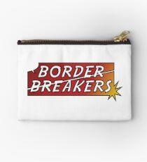 Border Breakers logo - Color Studio Pouch