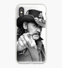 Lemmy  Kilmister sketch iPhone Case