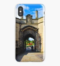 Nottingham castle iPhone Case